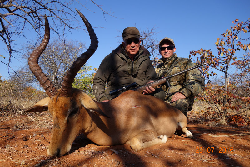 African Hunting Holiday 2