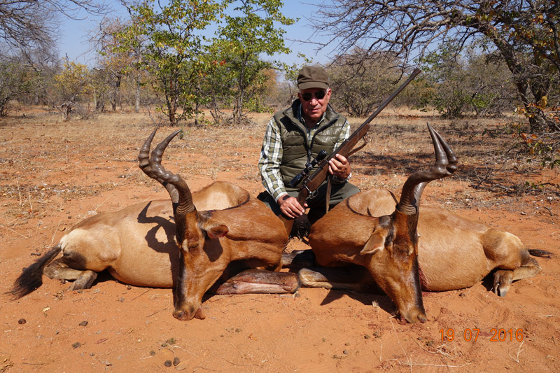 African Hunting Holiday 1